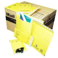 Mail Lite Gold Padded Envelopes E/2 220 X 260MM